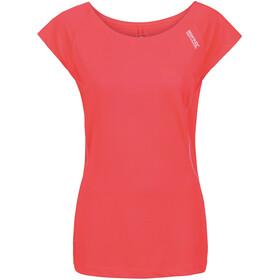 Regatta Limonite II T-Shirt Femme, fiery coral
